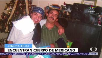 noticias, forotv, Autoridades, Arizona, recuperan cuerpo, víctima ahogada