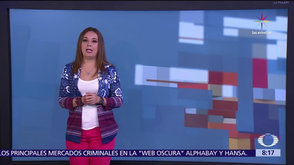 noticias, televisa, Clima Al Aire, Prevén tormentas, muy fuertes, 10 entidades de México