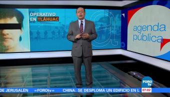 noticias, forotv, Agenda Pública, Programa, completo, 21 de julio de 2017