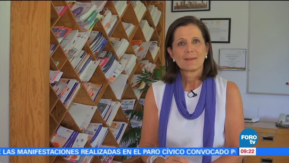noticias, forotv, La negociación en pareja, negociación, pareja, Lucía Legorreta de Cervantes