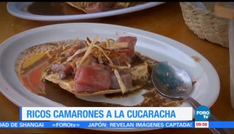 noticias, forotv, Viernes culinario, Camarones a la cucaracha, Camarones, Enrique Muñoz