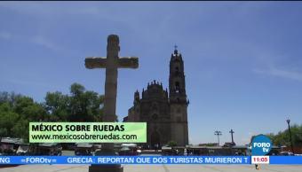 noticias, forotv, México sobre ruedas, Tepotzotlán, México, Rogelio Magaña