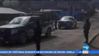 noticias, forotv, Reportan, varios muertos, enfrentamiento, Puebla