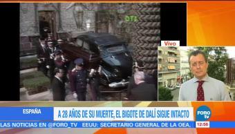 noticias, forotv, Fundación, Salvador Dalí, derecho de emprender, acciones legales