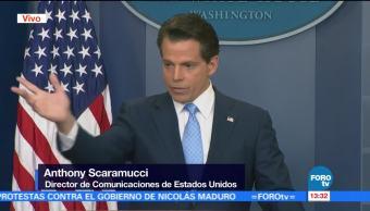 noticias, forotv, Anthony Scaramucci, nuevo director, comunicaciones, Casa Blanca