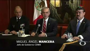 Continuarán, Operativos, Tlahuac, Asegura, Mancera, Jefe Gobierno