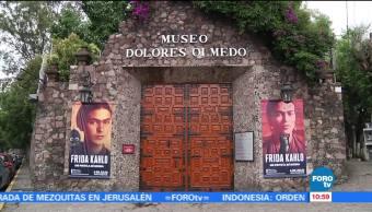 Frida Kahlo, Me Pinto A Mi Misma, Museo Dolores Olmedo, Exposicion