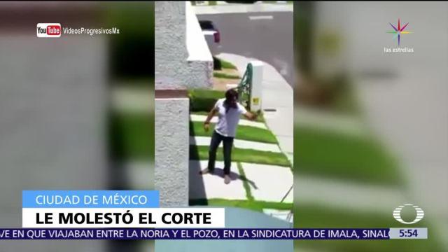 CDMX, Juan Pablo Alderete, funcionario del PRI, #LordPastito, jardinero