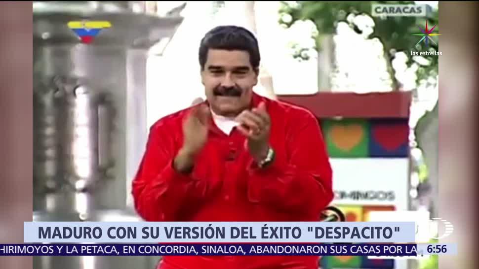 Nicolás Maduro, presidente de Venezuela, versión de 'Despacito', Asamblea Constituyente