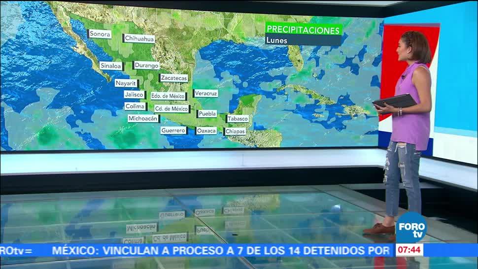 huracán Hillary, Pacifico, México, tormentas, Michoacán, Oaxaca