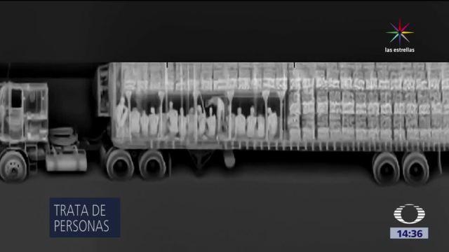 Encuentran Trailer Migrantes EU Suman Diez Muertos