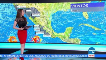 Clima Mayte Carranco Huracan Hilary