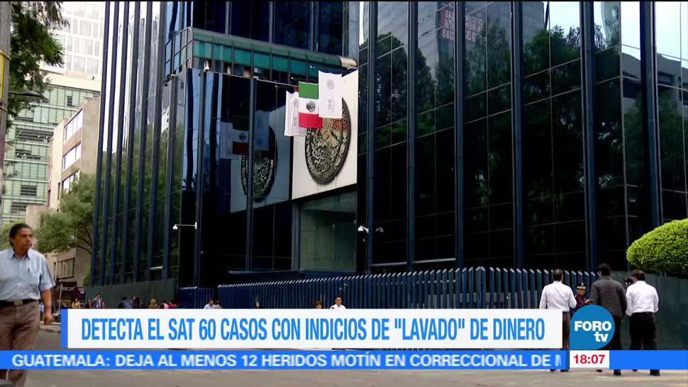 Investigan Sat Posibles Casos Lavado Dinero