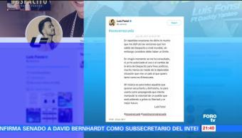 Luis Fonsi Daddy Yankee Maduro Despacito
