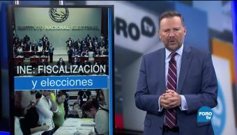 Televisa News Desempeno INE Gastos Partidos