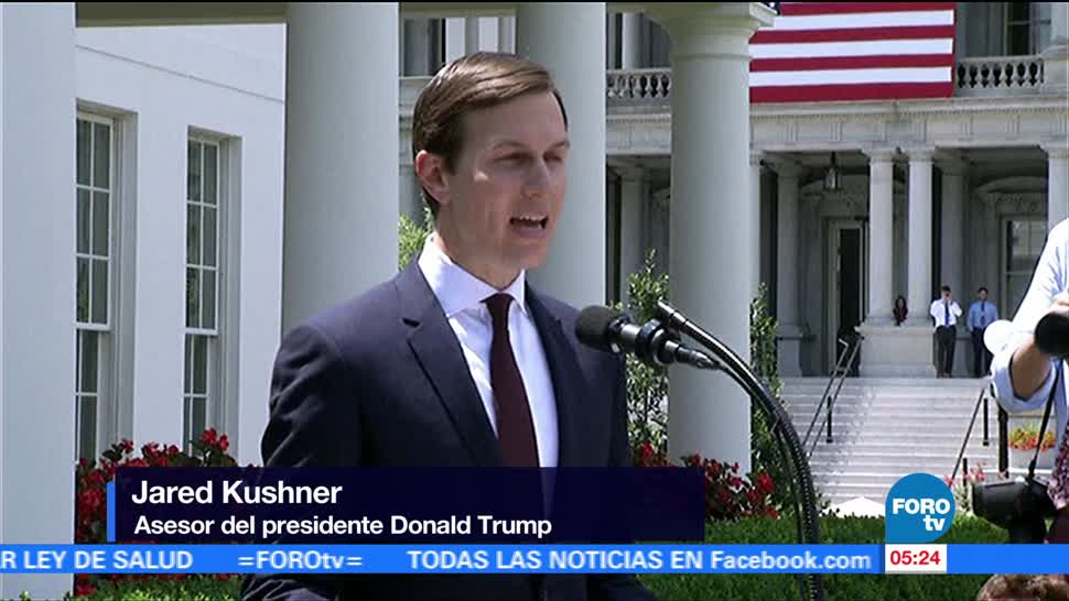 Jared Kushner, Comité, Inteligencia, Senado