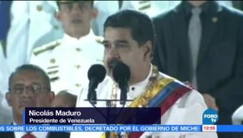 Maduro Exige Declaraciones Mike Pompeo