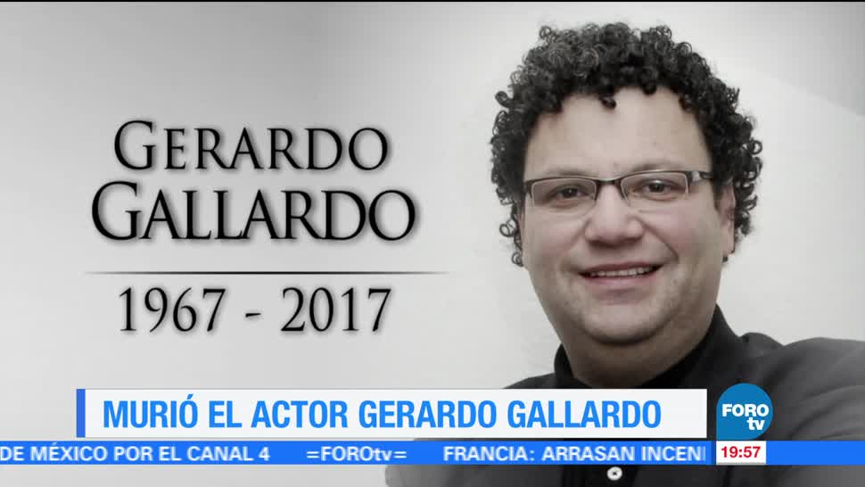 News Muere Gerardo Gallardo Chef Fornica