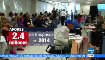 Noticias Trabajadores Cambian Afores Rendimiento Telvisa