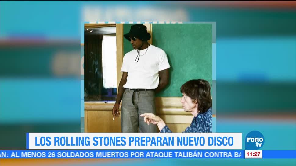 Rolling Stones, preparan, nuevo, disco