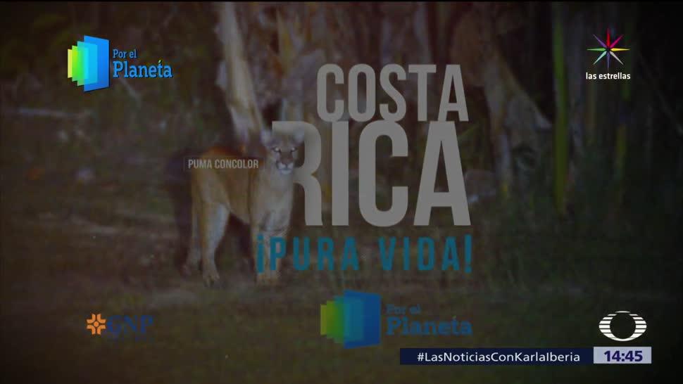 Televisa News Parque Corcovado Costa Rica