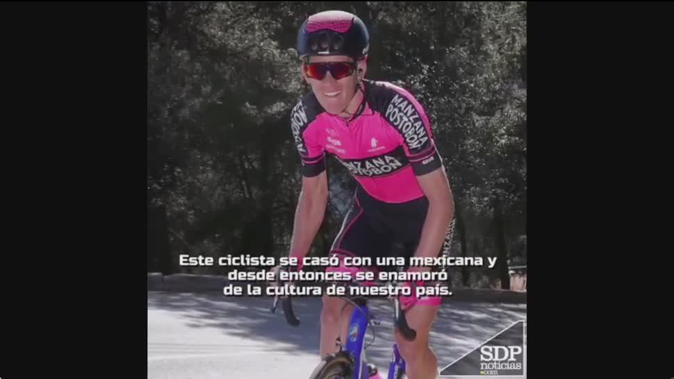 Paula Ordorica Vuelta Espana Toque Mexicano