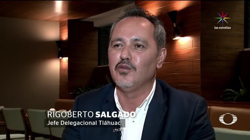 Delegado Tlahuac Niega Nexos El Ojos