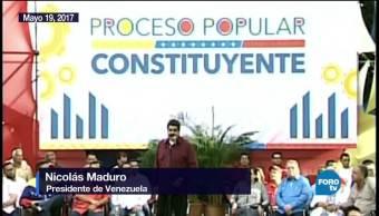 Nicolás Maduro Presidente Venezuela Parlamento Asamble