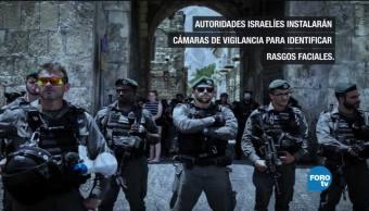 Arcos, Detectores Metral Frontera Israel Palestina