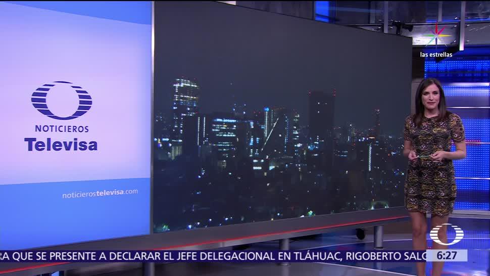 Las noticias, Danielle Dithurbide, Programa, julio