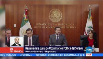 Televisa News Guajardo Reune Legisladores TLCAN