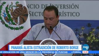 Televisa News Panama Alista Extradicion Borge