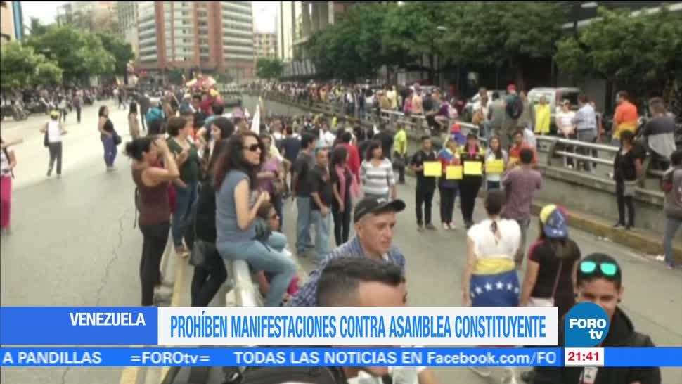 Huelga general deja muertos en Venezuela