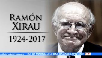 Fallece el poeta español Ramón Xirau