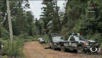 Asesinados Ahuacuotzingo Guerrero no son policías