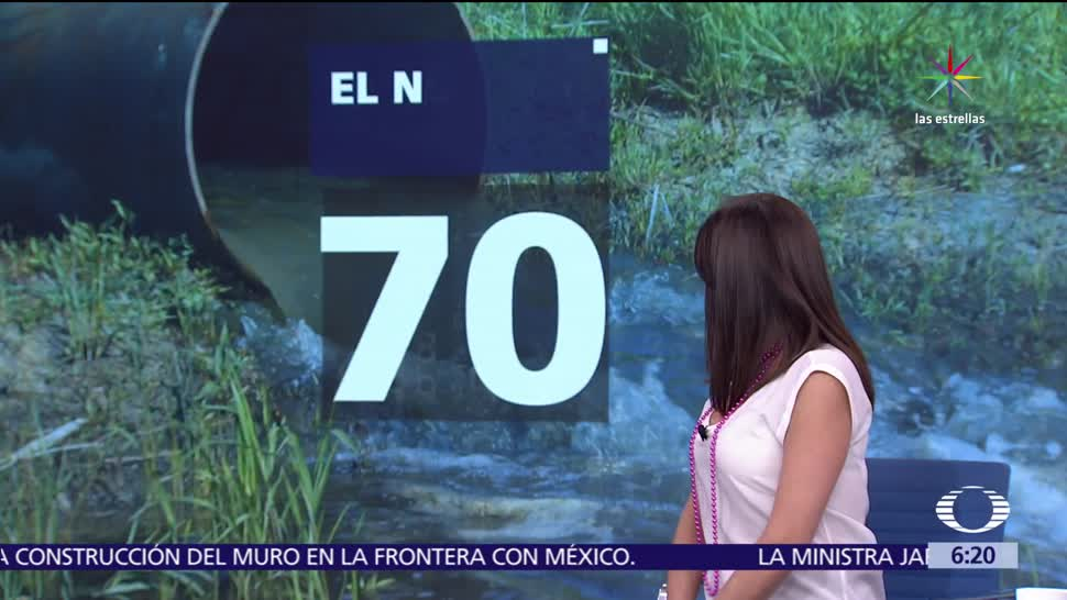 Noticieros Televisa Numero Dia lagos lagunas