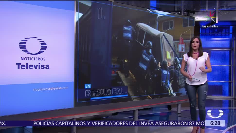 Noticieros Televisa Noticias Danielle Dithurbide Programa