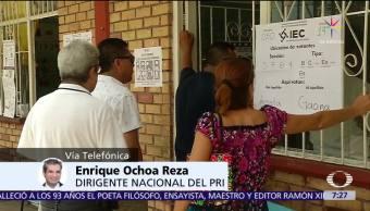Televisa News Tope Campanas Enrique Ochoa