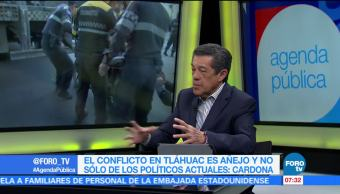 Televisa News Analisis Caso Tlahuac Cardona