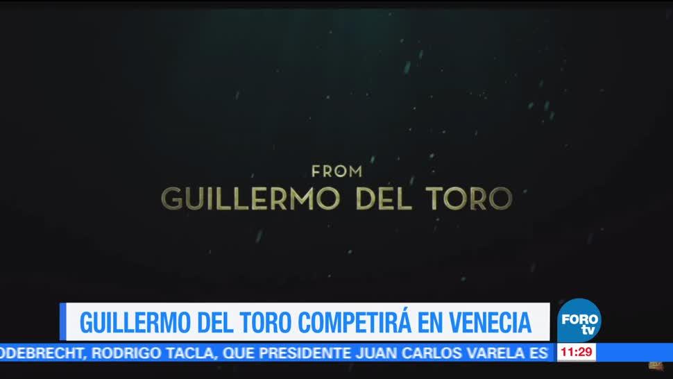 Guillermo del Toro Competira Mostra Venecia