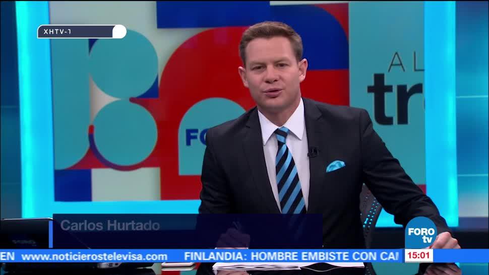A Las Tres, Programa Completo, Foro Tv, Ana Paula Ordorica