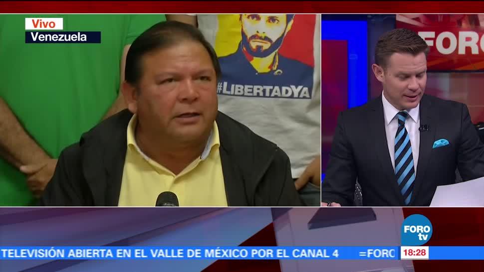Vicepresidente Pence Estados Unidos Pueblo Venezolano