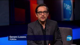 Genaro Lozano entrevista Gisela Pérez de Acha y Luis Fernando García