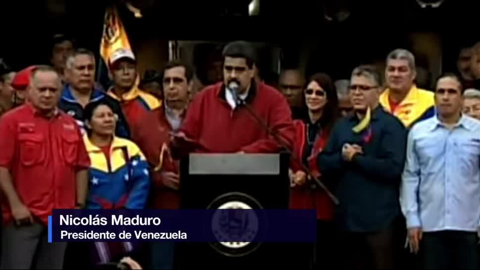 Crisis desató Asamblea Constituyente en Venezuela