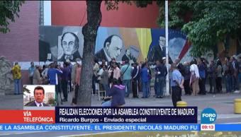 Candidato, Asamblea Constituyente, Venezuela, asesinado
