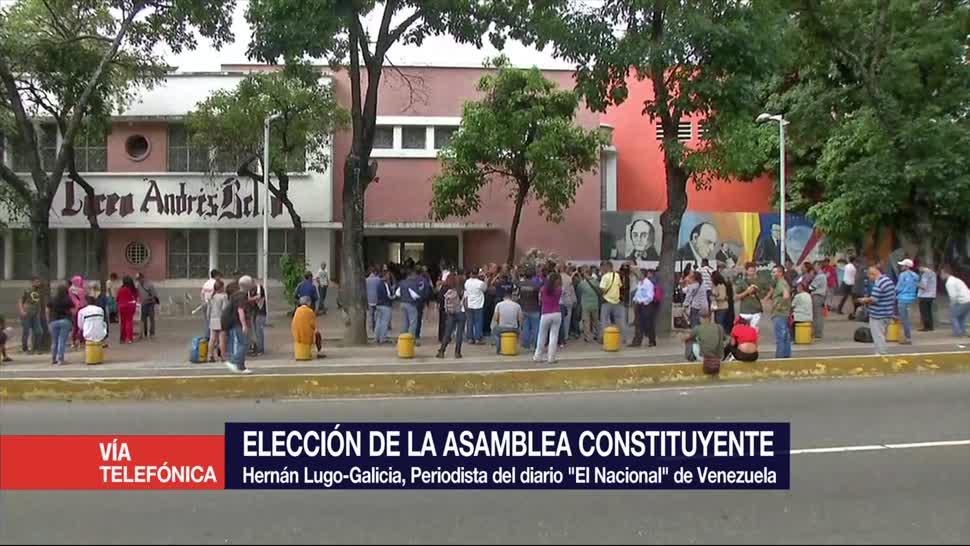 Oposicion Desconocera Resultados Asamblea Constituyente