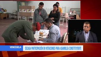 Proceso Electoral Venezuela Amplio Una Hora mas