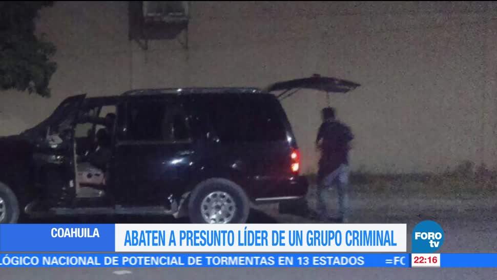 Abaten El Culichi líder Cártel Sinaloa