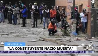 Oposición venezolana, 80%, abstencionismo, referéndum