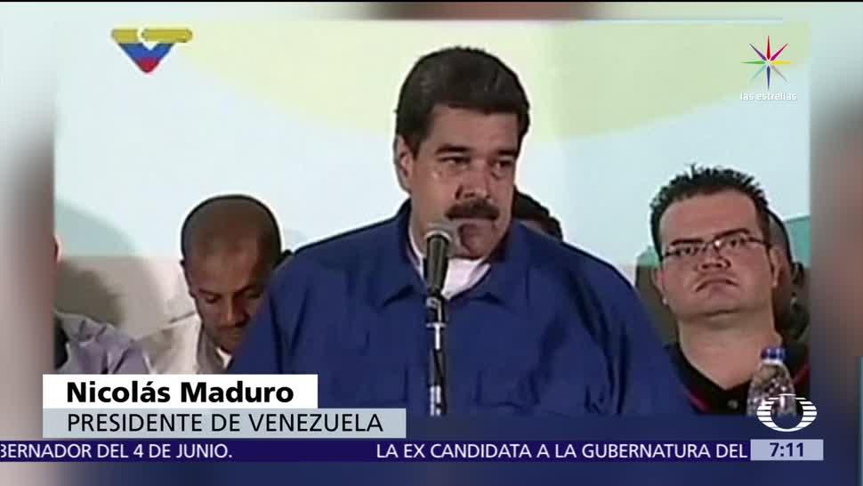Nicolás Maduro, Hitler, vicepresidente, Freddy Guevara